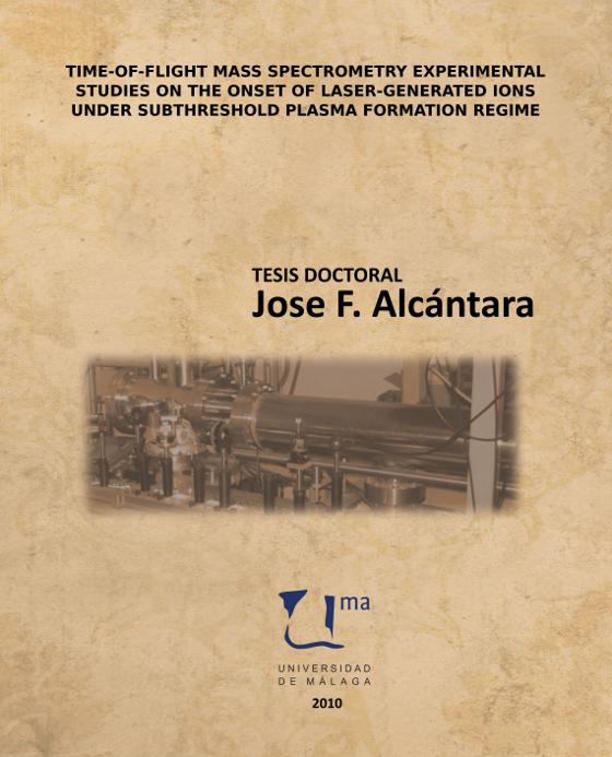 Tesis doctoral, Jose F. Alcántara